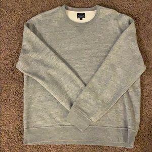 J Crew Fleece Crewneck Sweatshirt XL